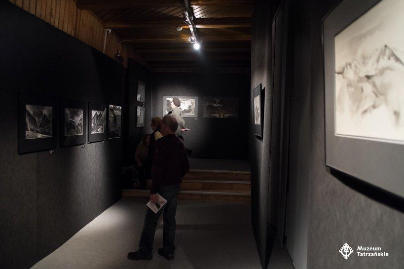 Galeria Władysława Hasiora 2017 ścieżka Tuszu